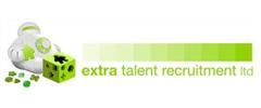 Jobs from Extra Talent Recruitment Ltd