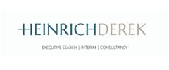 Jobs from Heinrich Derek Ltd
