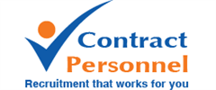 Jobs from Contract Personnel Limited