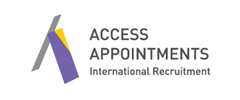 Jobs from Access Appointments Consultancy Limited