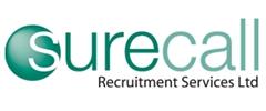 Jobs from Surecall Recruitment