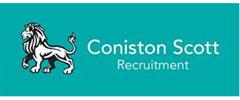 Jobs from Coniston Scott Recruitment
