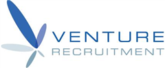 Jobs from Venture Recruitment LTD