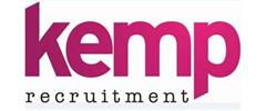 Jobs from Kemp Recruitment Ltd