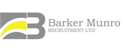 Jobs from Barker Munro Recruitment Ltd
