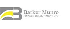 Jobs from Barker Munro Finance