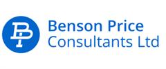 Jobs from Benson Price Consultants Ltd