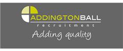Jobs from Addington Ball