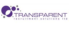 Jobs from Transparent Recruitment Solutions Ltd