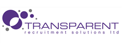 Jobs from Transparent Recruitment Solutions Ltd