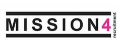 Jobs from Mission 4 Recruitment Ltd