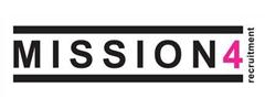 Jobs from Mission 4 Recruitment Ltd