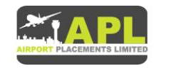 Jobs from Airport Placements Limited