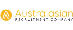 Jobs from Australasian Recruitment Company
