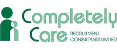 Jobs from Completely Care Recruitment Consultants Ltd