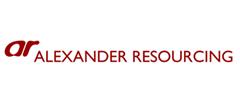 Jobs from Alexander Resourcing
