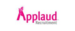 Jobs from Applaud Recruitment Ltd