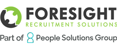 Jobs from Foresight Recruitment