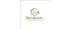 Jobs from LSA Recruitment Ltd