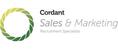 Jobs from Cordant Sales and Marketing