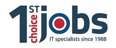 Jobs from 1st Choice Computer Appointments