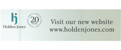 Jobs from Holden Jones Ltd