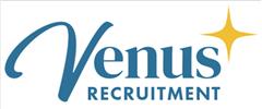 Jobs from Venus Recruitment Ltd