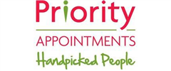 Jobs from Priority Appointments