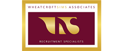 Jobs from Wheatcroft Sims Associates