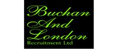 Jobs from Buchan and London Recruitment Ltd