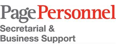 Jobs from Page Personnel Secretarial & Business Support