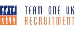 Jobs from Team One Recruitment