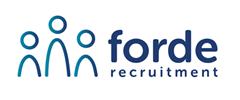 Jobs from Forde Recruitment Ltd