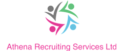 Jobs from Athena Recruiting Services Ltd
