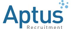 Jobs from Aptus Recruitment