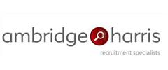 Jobs from Ambridge Harris Associates Ltd