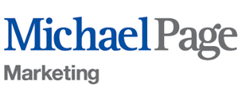 Jobs from Michael Page Marketing