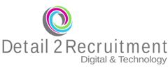 Jobs from Detail2Recruitment (Digital & Technology)