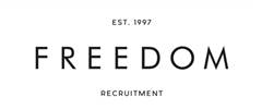 Jobs from Freedom Recruitment