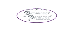 Jobs from Paramount Personnel