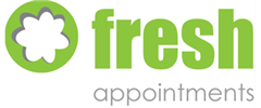Jobs from Fresh Appointments Ltd