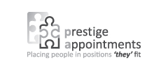 Jobs from Prestige Appointments