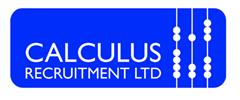 Jobs from Calculus Recruitment Ltd