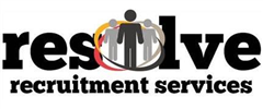 Jobs from Resolve Recruitment Services Ltd