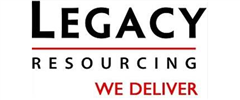 Jobs from Legacy Resourcing Ltd