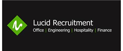 Jobs from Lucid Recruitment