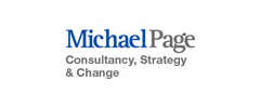 Jobs from Michael Page Consultancy, Strategy and Change