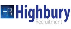 Jobs from Highbury Recruitment