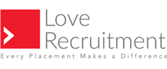 Jobs from Love Recruitment Limited