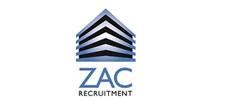 Jobs from ZAC Recruitment Ltd